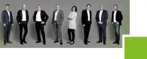 Mitarbeiter und Ansprechpartner der Firma SoftconCIS